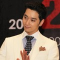 Chansung 2PM Saat Jumpa Pers 'What Time Is It 2PM Live Tour In Jakarta'