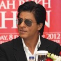 Shahrukh Khan Saat Jumpa Pers 'Temptation Reloaded Live in Concert'