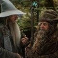Gandalf Berbicara dengan Radagast the Brown