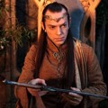 Hugo Weaving di Film 'The Hobbit: An Unexpected Journey'