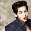 Song Joong Ki di Majalah High Cut Edisi Desember 2012