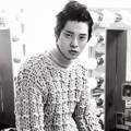Jung Joon Young di Majalah Vogue Edisi Januari 2013
