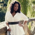 Oprah Winfrey di Majalah the Hollywood Reporter Edisi Januari 2013
