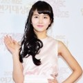 Kim So Hyun di Red Carpet MBC Drama Awards 2012
