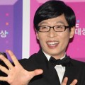 Yoo Jae Seok di Red Carpet MBC Entertainment Awards 2012