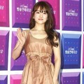 Park Bo Young di Red Carpet MBC Entertainment Awards 2012