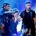 Big Sean dan Justin Bieber Tampil di Konser Dick Clark's New Years Rockin' Eve