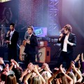 The Wanted Tampil di Konser Dick Clark's New Years Rockin' Eve