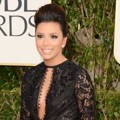 Eva Longoria di Red Carpet Golden Globe Awards 2013