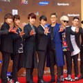Super Junior di Red Carpet Golden Disk Awards 2013
