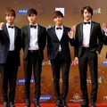 SHINee di Red Carpet Golden Disk Awards 2013