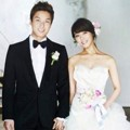 Foto Prewedding Sunye Wonder Girls dan James Park