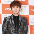K.Will di Red Carpet Seoul Music Awards ke-22