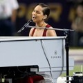 Alicia Keys Tampil di Konser Super Bowl 2013