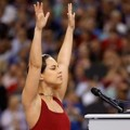 Penampilan Alicia Keys di Konser Super Bowl 2013