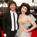 Gotye dan Kimbra di Red Carpet Grammy Awards 2013