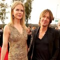 Nicole Kidman dan Keith Urban di Red Carpet Grammy Awards 2013