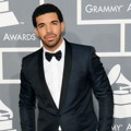 Drake di Red Carpet Grammy Awards 2013