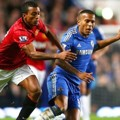 Duel Nani vs Ryan Bertrand