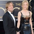 Keith Urban dan Nicole Kidman di Red Carpet Oscar 2013