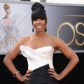 Kelly Rowland di Red Carpet Oscar 2013