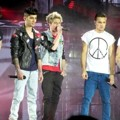 Penampilan One Direction di Konser London