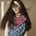Sohee Wonder Girls di Majalah W Korea Edisi April 2013