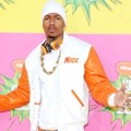 Nick Cannon di Orange Carpet Kids Choice Awards 2013