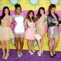 Fifth Harmony di Orange Carpet Kids Choice Awards 2013
