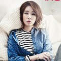 Yoo In Na di Majalah InStyle Edisi April 2013