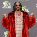 Snoop Dogg di Red Carpet MTV Movie Awards 2013