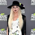 Keha di Red Carpet MTV Movie Awards 2013