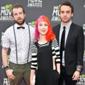 Paramore di Red Carpet MTV Movie Awards 2013