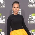 Kerry Washington di Red Carpet MTV Movie Awards 2013