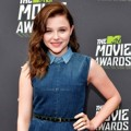 Chloe Moretz di Red Carpet MTV Movie Awards 2013