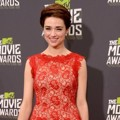 Crystal Reed di Red Carpet MTV Movie Awards 2013