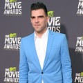 Zachary Quinto di Red Carpet MTV Movie Awards 2013