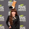 Hana Mae Lee di Red Carpet MTV Movie Awards 2013