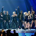 Penampilan Para Pemain Film 'Pitch Perfect' di Panggung MTV Movie Awards 2013