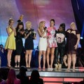 Para Pemain Film 'Pitch Perfect' Raih Piala Best Musical Moment