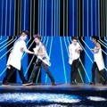 Aksi Panggung Super Junior di 'Super Show 5' Brazil