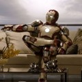 Aksi Iron Man di Film 'Iron Man 3'