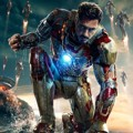 Robert Downey Jr. di Poster Film 'Iron Man 3'