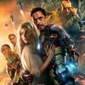 Gwyneth Paltrow dan Robert Downey Jr. di Poster Film 'Iron Man 3'