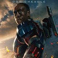 Don Cheadle di Poster Film 'Iron Man 3'