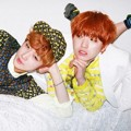 Jinyoung dan Sandeul B1A4 di Teaser Mini Album 'What's Going On ?'