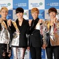 U-KISS di Red Carpet Dream Concert 2013