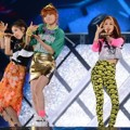4Minute Bawakan Lagu 'What's Your Name ?' di Dream Concert 2013