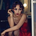 Lee Hyori di Majalah Vogue Korea Edisi Mei 2013