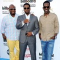 Boyz II Men di Blue Carpet Billboard Music Awards 2013